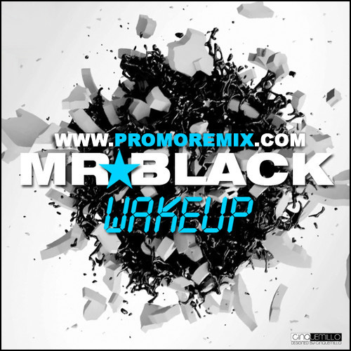 MR BLACK - WAKE UP (original mix)