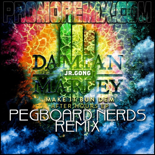 Skrillex ft. Damian Marley - Make It Bun Dem (Pegboard Nerds Remix)
