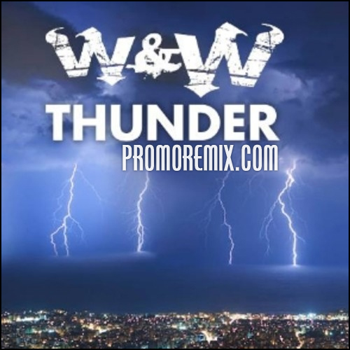 W&W – Thunder (BARE Remix)